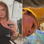 Female bartender secretly records male customer harassing her at work