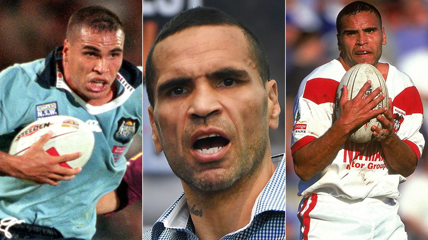 The day Anthony Mundine blew the most-watched moment of his career