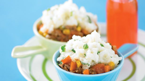 Vegie shepards pie