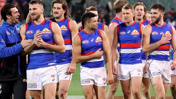 The Western Bulldogs will be required to self-isolate.
