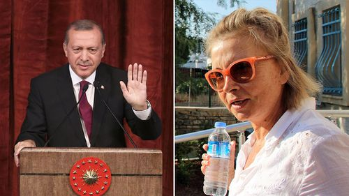 Turkey jails 17 journalists as post-coup crackdown continues