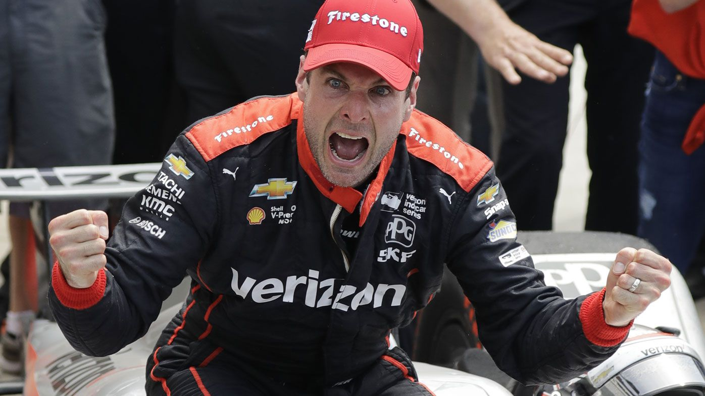 Australia's Will Power earns $A3.3 million for Indy 500 win