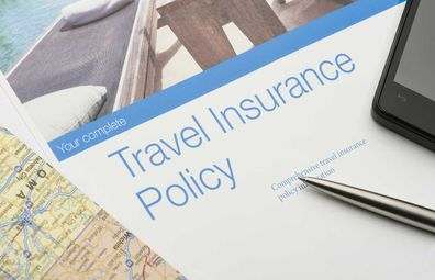 Travel insurance policy form