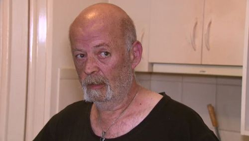 David McGregor, 59, answered a knock on the front door of his Narre Warren South home on Ormond Road just after 10pm yesterday when he was attacked.