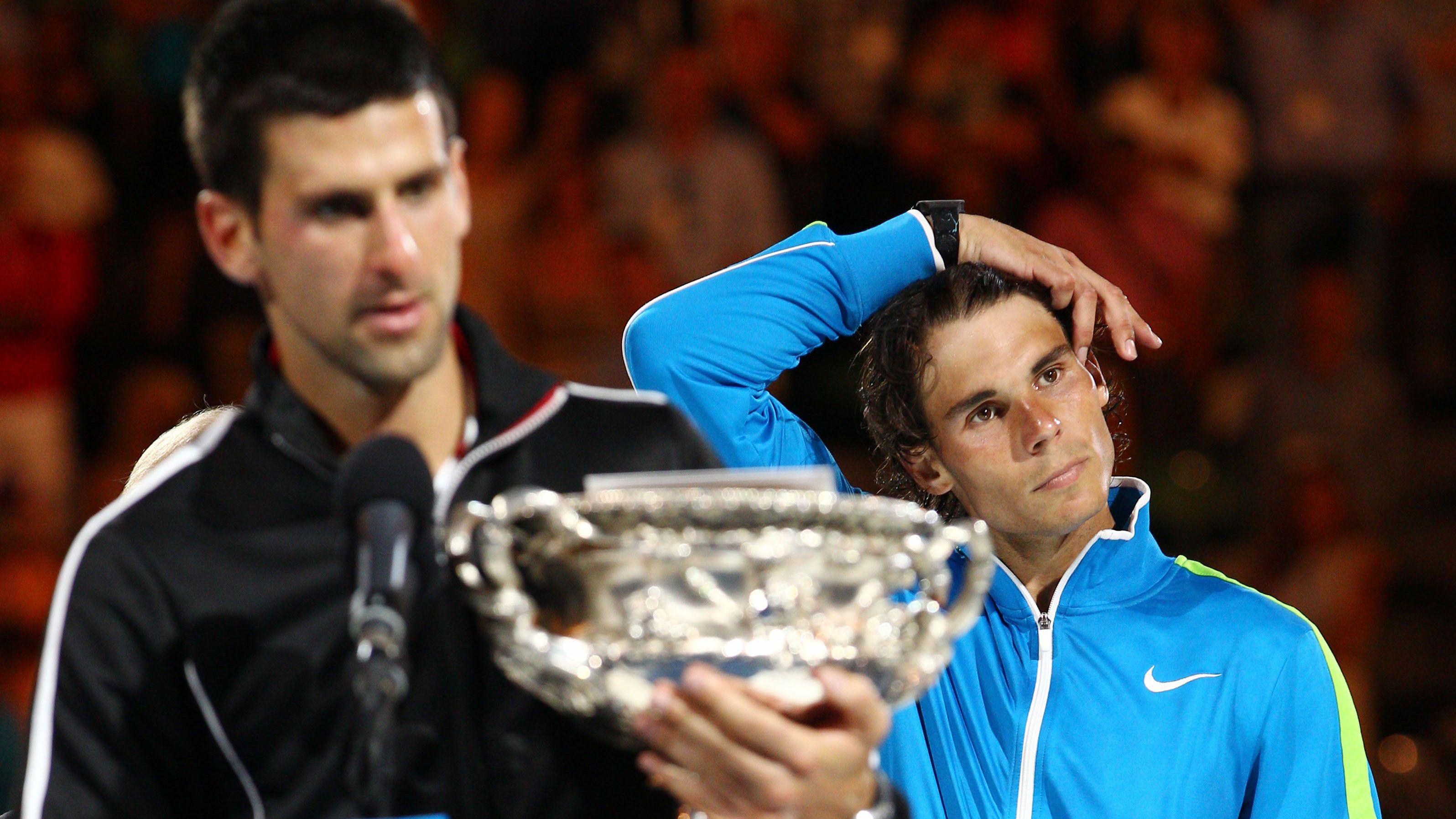 How Novak Djokovic beat Rafael Nadal at his own game in 2012 Australian Open final