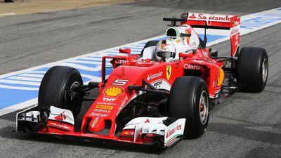 <strong>Ferrari SF16-H</strong>