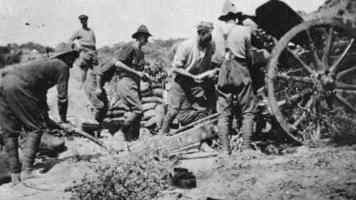 More than 10,000 Anzacs died at Gallipoli in 1915.