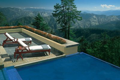 <strong>Wildflower Hall, Shimla in the Himalayas, India</strong>