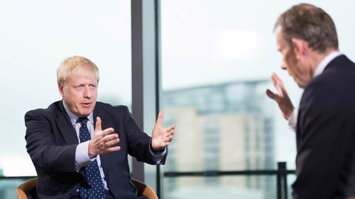 PM Johnson's spokesman denies groping allegations as party conference opens