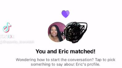 Woman discovers Tinder match is married