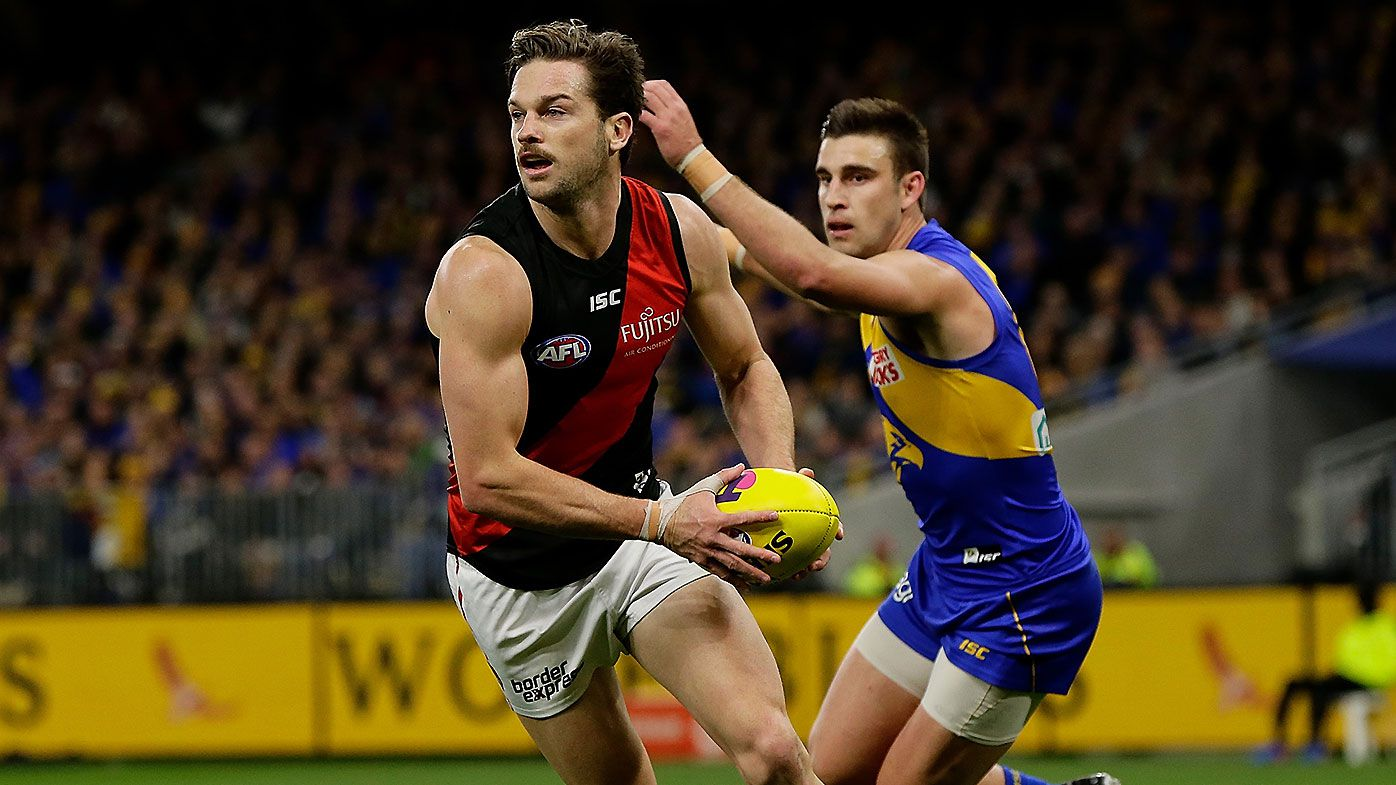 Essendon's injury crisis deepens with defender Patrick Ambrose set for major stint on sidelines