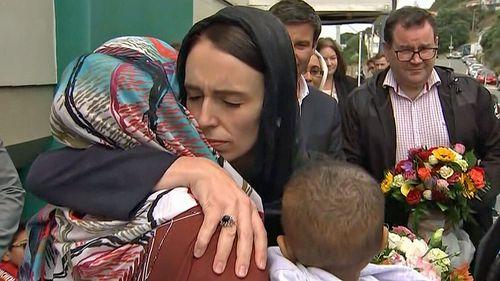 NZ PM Jacinda Arden