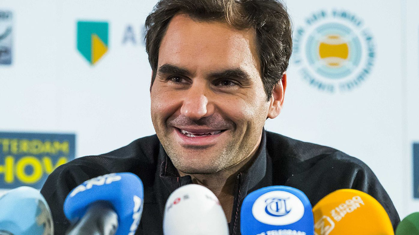 Return to No.1 beyond my dreams - Federer
