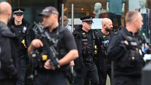 Manchester mall stabbing 1