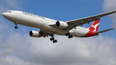 Qantas' new plane livery