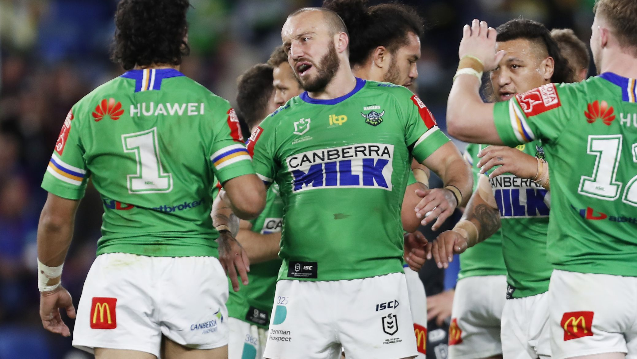 Players to confront NRL over 'repeated failures'