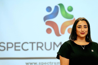 Kathrine Peereboom, founder and CEO of Spectrum Support.