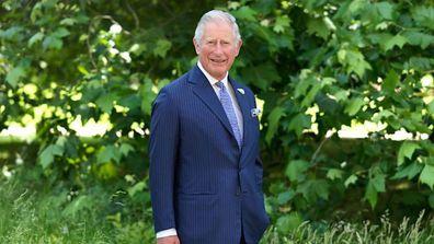 Prince Charles at Birkhall Coronavirus COVID-19 diagnosis