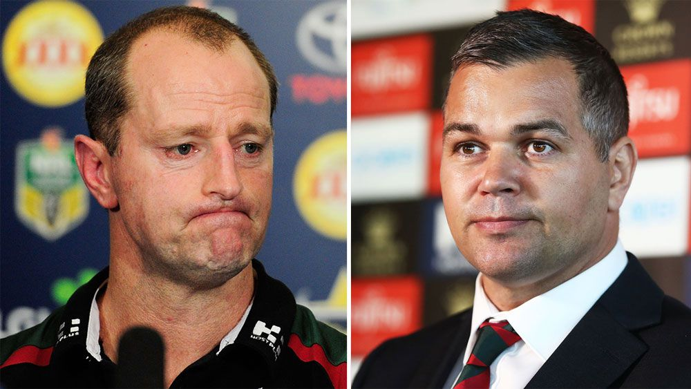 New South Sydney coach Anthony Seibold sought out sacked Michael Madge before taking NRL gig