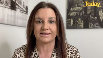 Senator Lambie said harsher restrictions are needed for south-west Sydney.