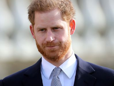 Prince Harry, Duke of Sussex, the Patron of the Rugby Football League hosts the Rugby League World Cup 2021 draws for the men's, women's and wheelchair tournaments at Buckingham Palace on January 16, 2020 in London, England.