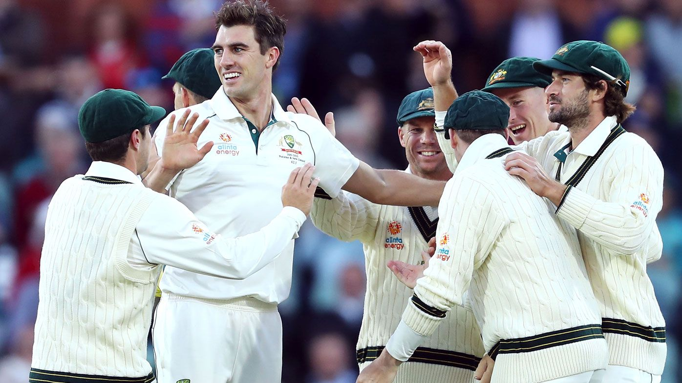 Pak vs Aus: Australia five wickets from victory after Lyon strikes