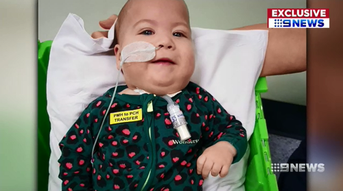 Baby William was born 14 weeks premature and requires regular care for an ongoing illness.