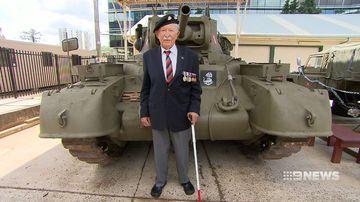 World War II tank returned to former glory after six-year restoration