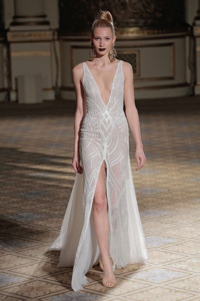 Berta Bridal Fall 2018.
