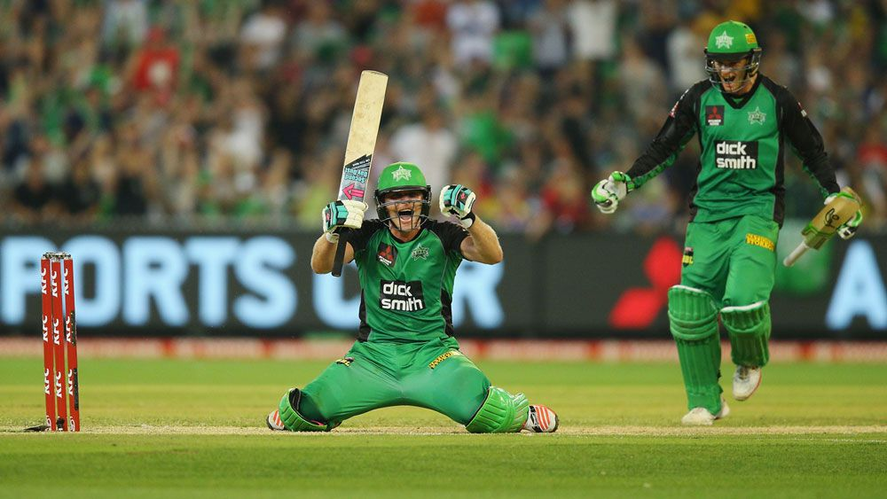 Record crowd turns out for Stars BBL win