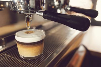 <strong>Cafe-made Capuccino</strong>