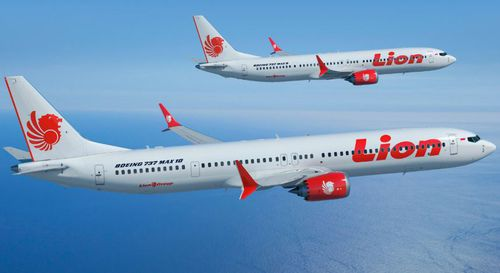 Lion Air has a fleet of 115 planes, primarily Boeing 737s of varying age. Recently, the airline ordered 50 737 MAX10 jets.