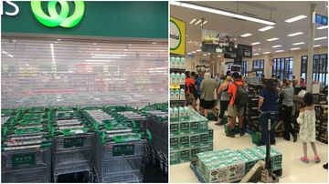 'Utter chaos' at Woolworths stores across Australia after IT glitch