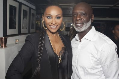 Real Housewives of Atlanta, Cynthia Bailey, Peter Thomas, Omars La Ranita, 2016, New York City.