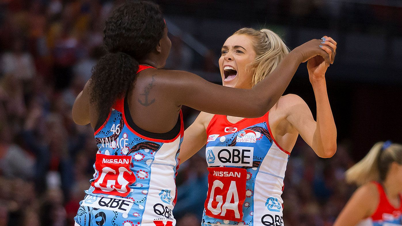 Suncorp Super Netball Round 1 fixture amended due to Queensland border restrictions