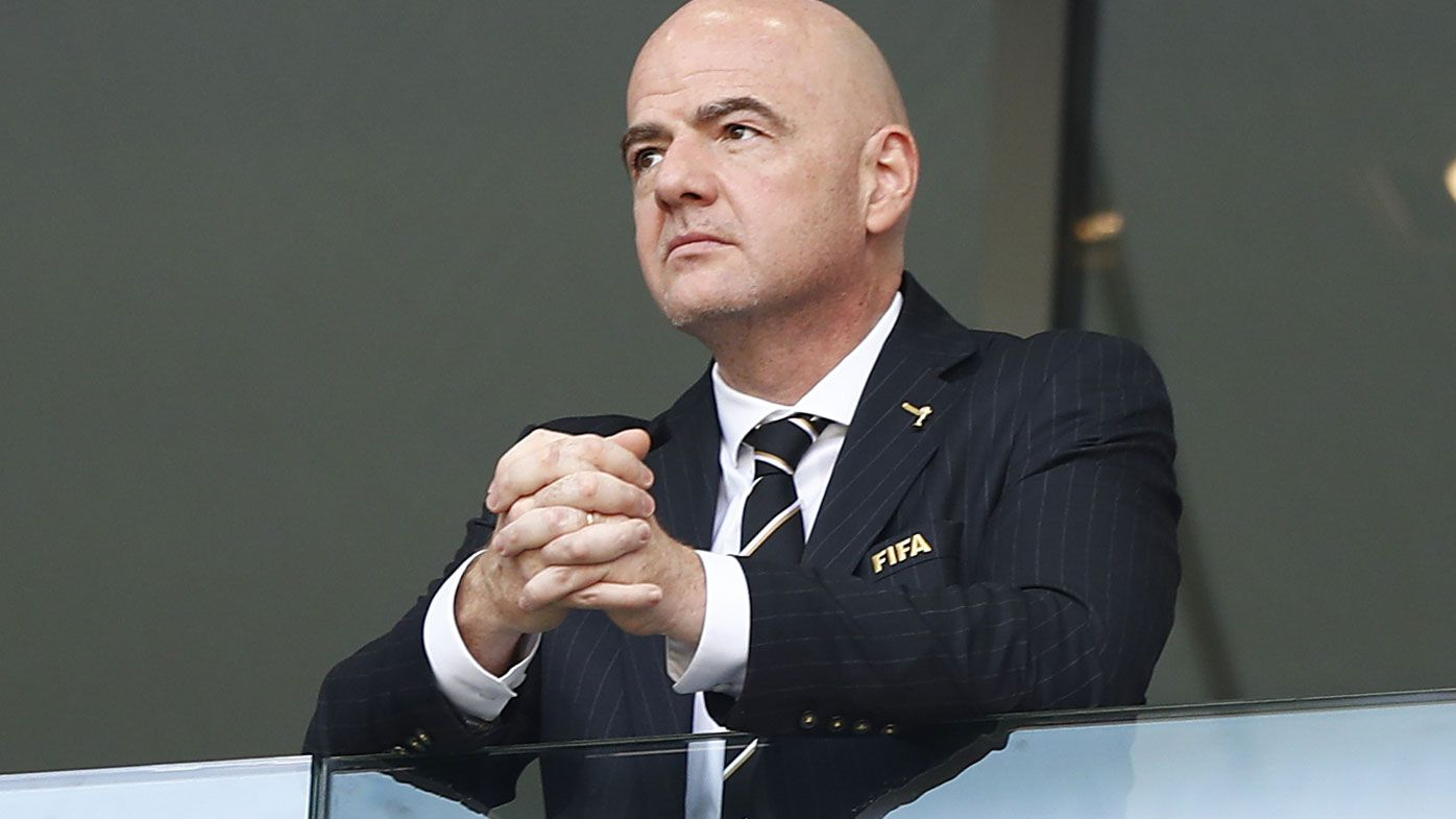 FIFA removes corruption, adds defamation