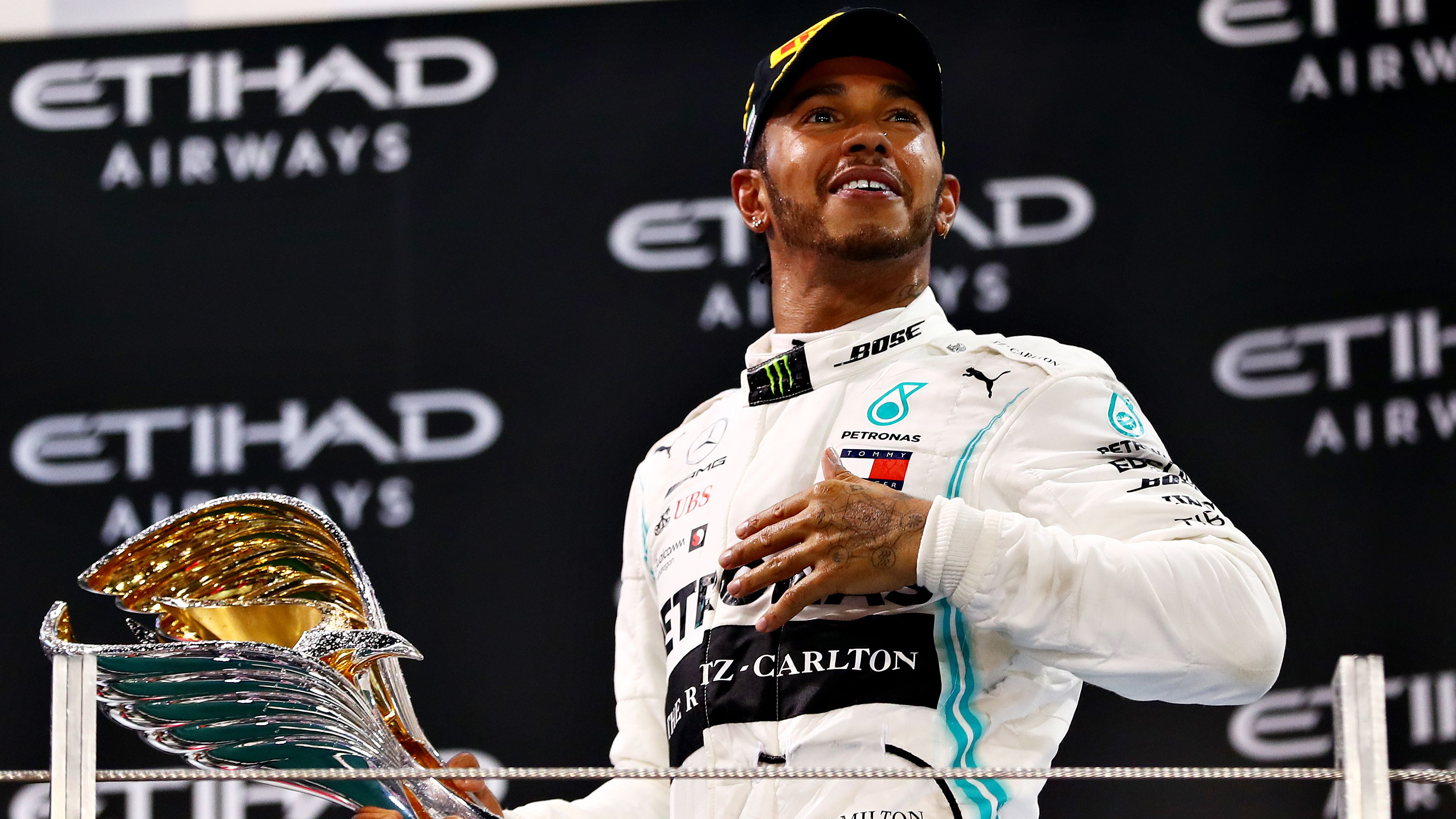 Ferrari CEO breaks silence on Lewis Hamilton links