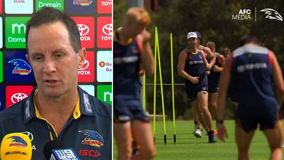 Don Pyke concedes Crows controversial pre-season camp was failure