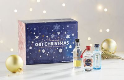 Gin Gift Pack 12pk, Aldi