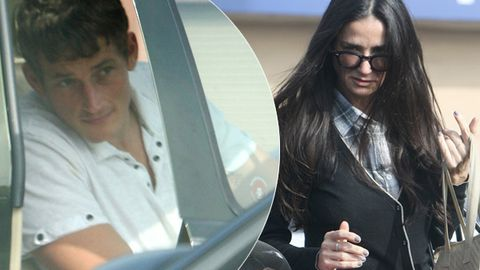 Is this Demi Moore's new toy boy?