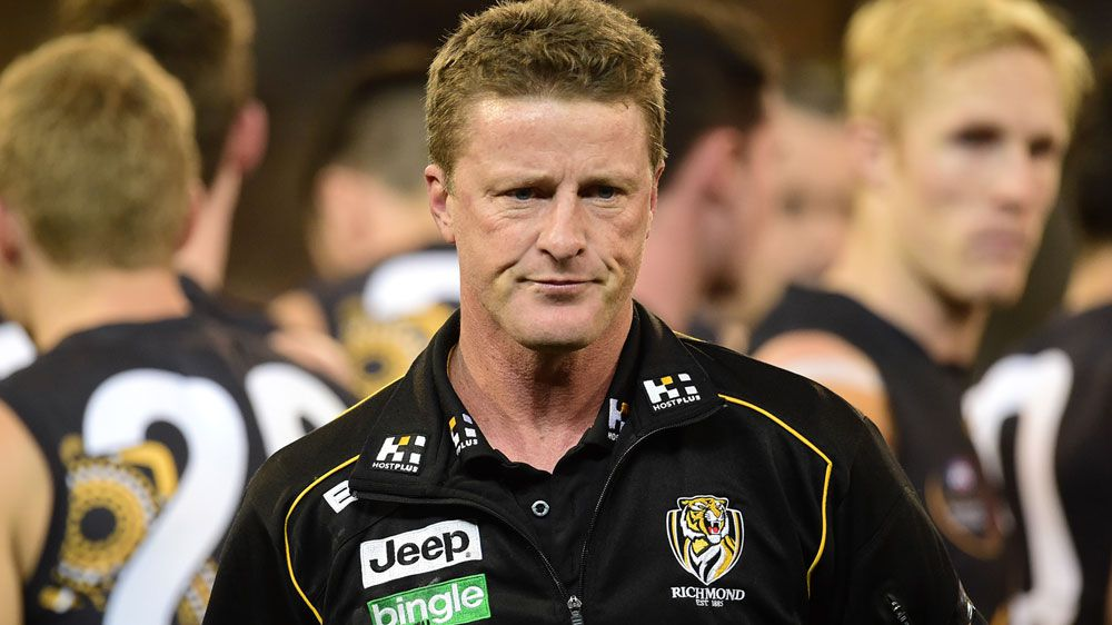 Damien Hardwick. (Getty-file)
