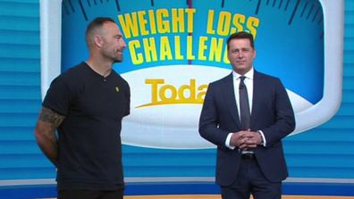 Karl Stefanovic reveals why he hasn't been exercising as much