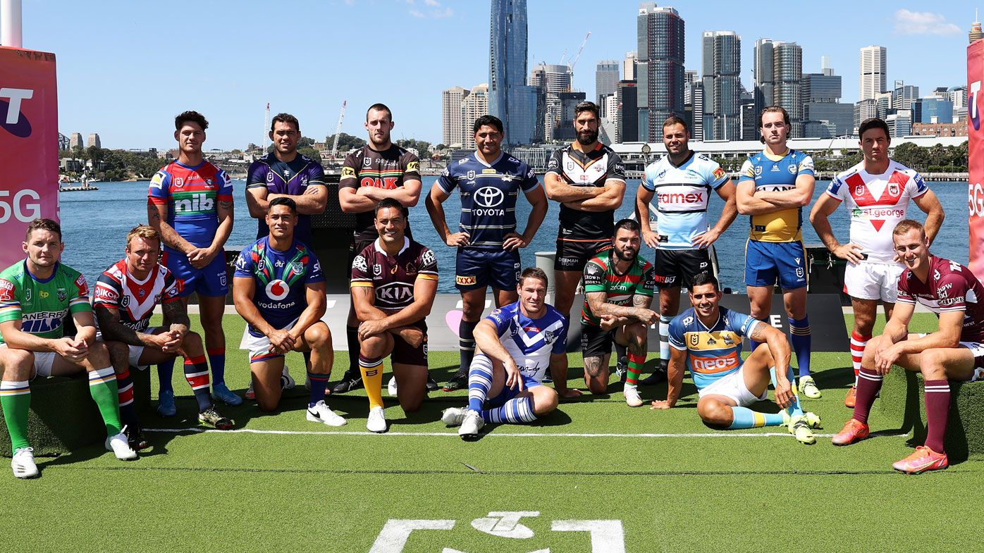 Capacity crowds expected by mid-march as NRL launches 2021 season