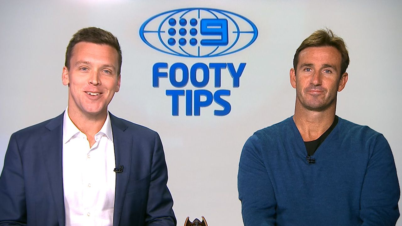 Joey gives his footy tips for NRL Round 20