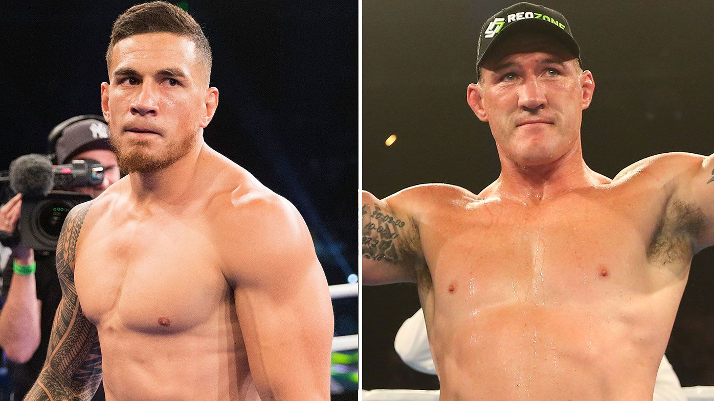 'Sonny Bill ship has sailed': Paul Gallen rules out SBW bout