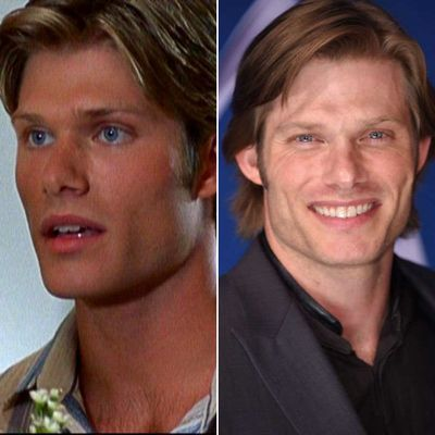 Chris Carmack as Luke Ward