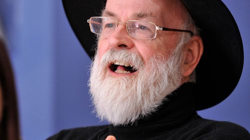 Pratchett was a vocal opponent of the British prohibition on assisted suicide. (AAP)