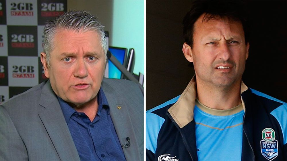 Broadcaster Ray Hadley calls on NSW State of Origin coach Laurie Daley to be shown door over players' pub session