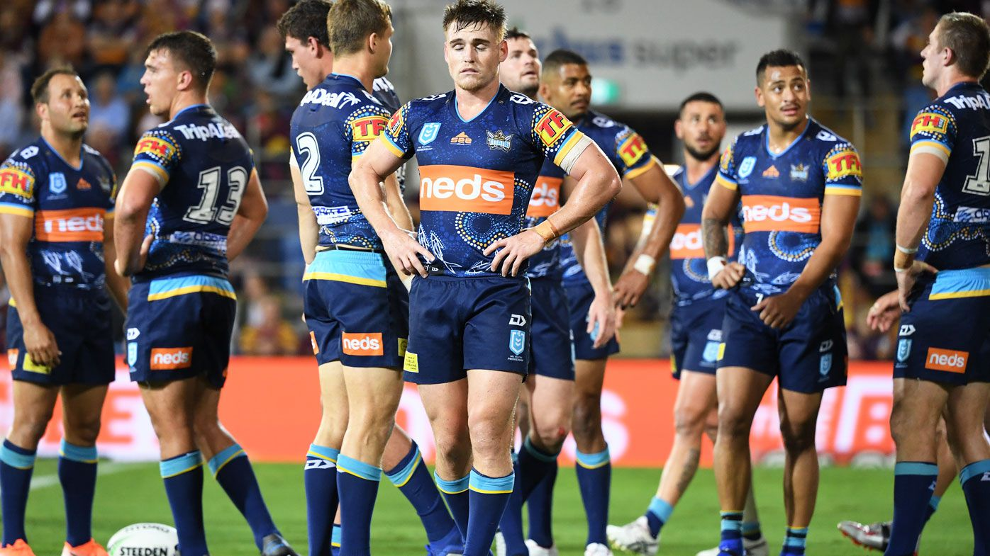 The problems are multi-faceted at Gold Coast but their roster stands out as the most pressing