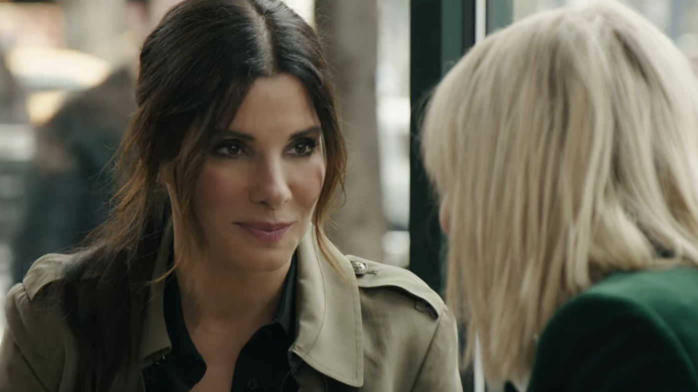 First Trailer Released For All Female Ocean's 8 Movie Starring Sandra Bullock